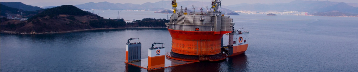 Dockwise header bar